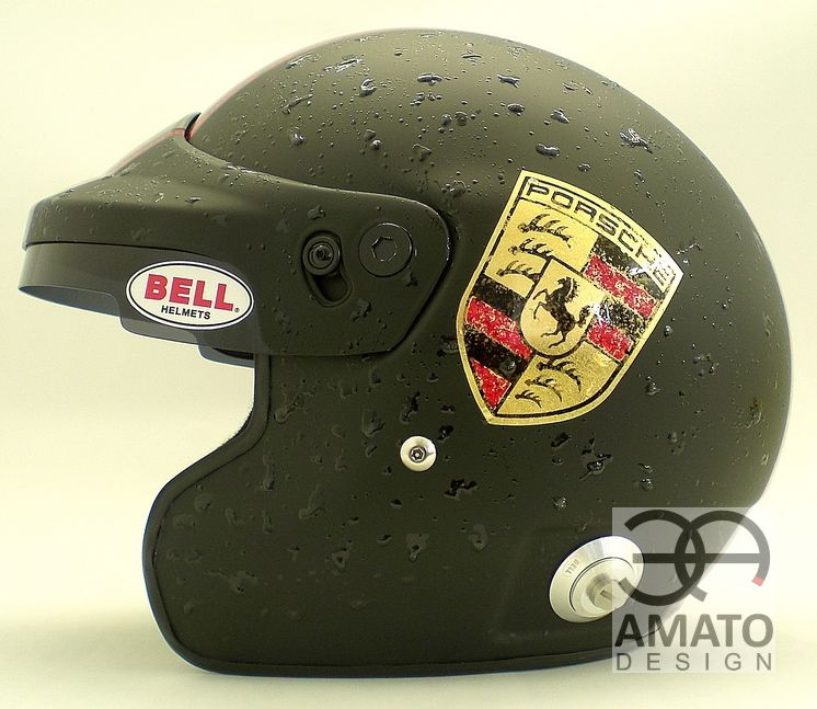 Track Art 01 Porsche sur Bell Mag6
